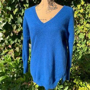 MAX STUDIO Two-Ply Cashmere Sweater, S/M